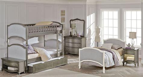 kensington bedroom set kensington antique silver victoria youth bunk bedroom set