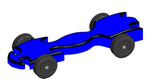 geeking out on pinewood derby car design optimal device