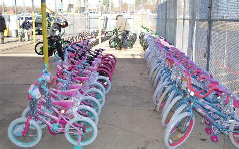 academy shreveport bert kouns caddo da to reprise bicycle giveaway caddo parish