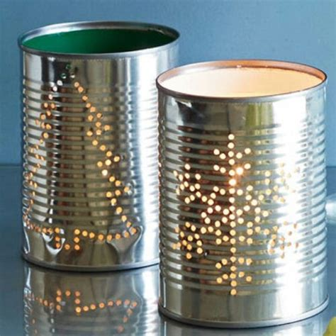tin cans amazing diy ideas using tin cans
