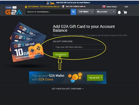 How To Activate Amazon Gift Card - how to activate pay with g2a gift card offgamers support center