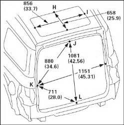 Honda Pilot Cargo Liner Dimensions 2003 Honda Pilot Cargo Area Dimensions Car Interior Design
