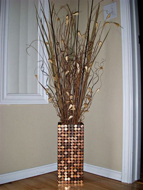 Sticks For Vases by 1000 Ideas About Copper Spray Paint On Spray