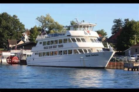 discount tickets for uncle sam boat tours boldt castle picture of uncle sam boat tours alexandria