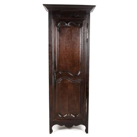 single door armoire wardrobe 19th century single door french armoire for sale at 1stdibs