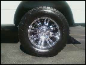 Nitto Tires For 18 Inch Rims 18 Inch Wheels And 33 Inch Tires For Sell Ford F150