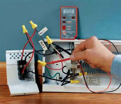 baseboard heater wiring diagram for 220v wiring diagram