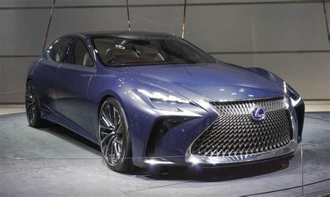 lexus lf fc 2016 detroit auto show concept cars 187 autonxt