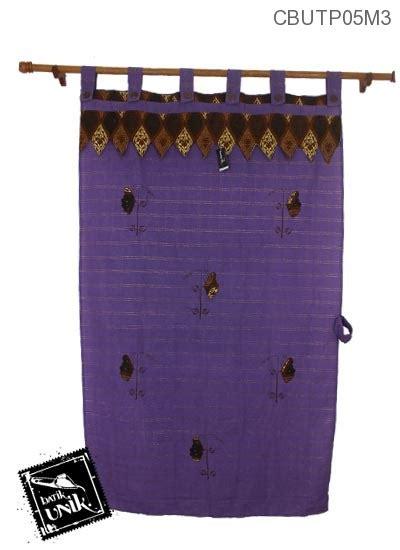 Tirai Benang Motif Kupu Kupu Cantik Murah tirai pintu motif batik kupu kupu tirai pintu murah batikunik