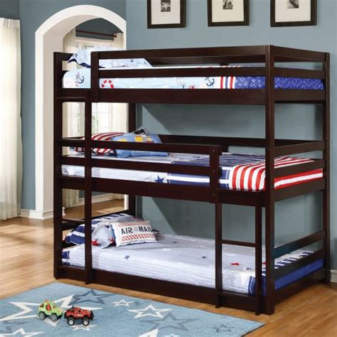 triple decker couch triple decker bunk bed jerome s furniture