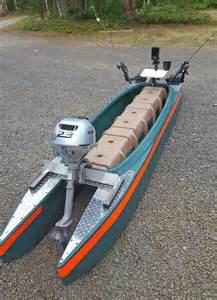 Honda 2 3 Hp Outboard Shaft My Motorized Wavewalk 700 With 2 3 Hp Honda Outboard