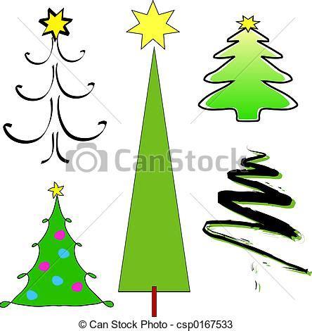 clipart natale free alberi natale stilizzato albero natale