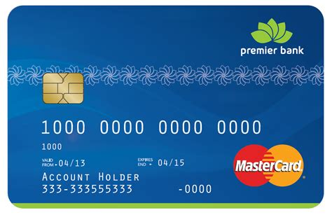 premiere bank mastercard becomes international payments network to