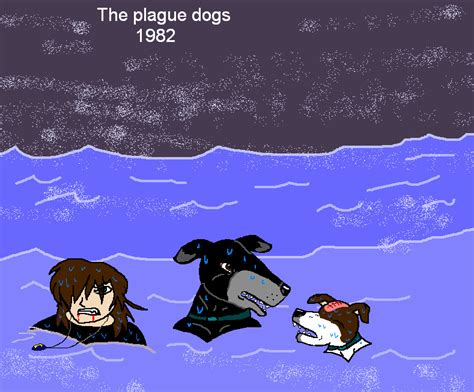 the plague dogs the plague dogs 1982 by cargirl9 on deviantart