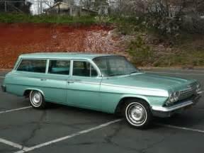 1962 Chevrolet Station Wagon Don T Paint It 1962 Chevrolet Bel Air Survivor Bring A