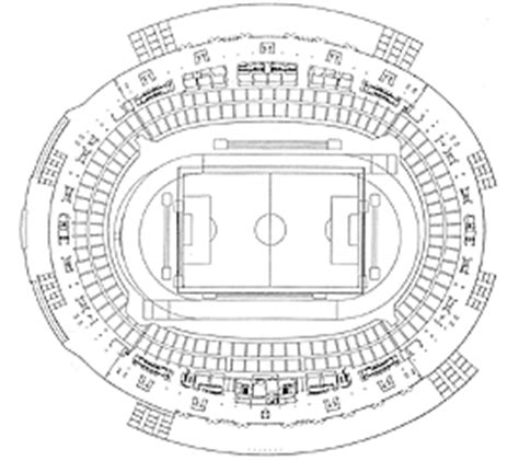 stadium floor plan makmax taiyo kogyo corporation soccer stadiums with