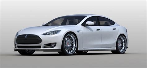 New Tesla Model R by Tuningcars Revozport Tesla Model S R Zentric