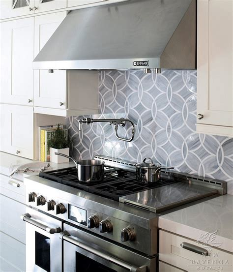 blue tile backsplash kitchen beauts