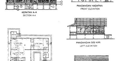 layout plan in malay a plan layout of a traditional kung house of the perlis