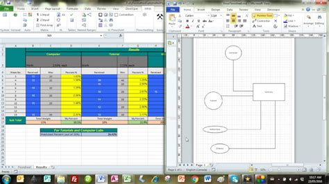 visio link linking a visio flowsheet to excel data flowsheeting 8