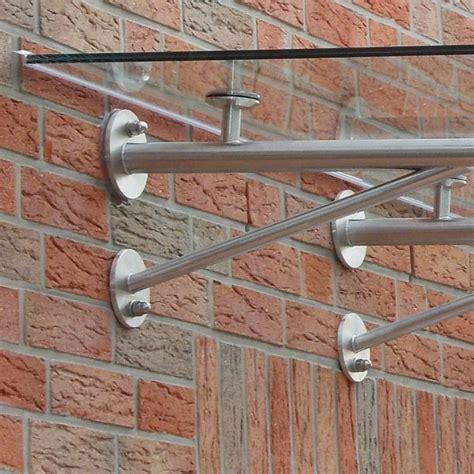 terrassendach ohne wandbefestigung bajo panther glas