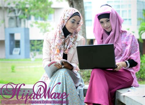Baju Muslim Remaja Untuk Hang Out hijabware home