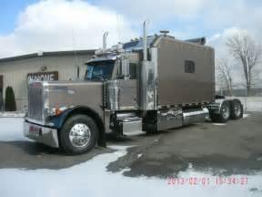 peterbilt 379 ict sleeper gotta them big rigs