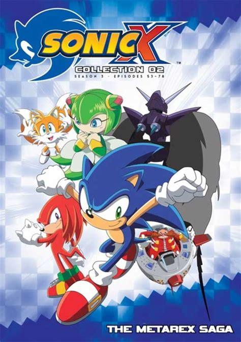 Sonic X sonic retro second only to sega
