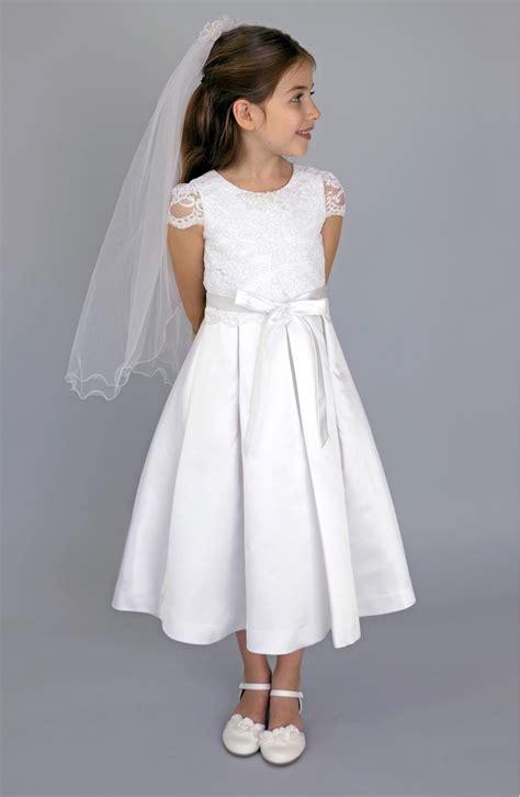 vestidos de primera comunion cortos vestidos de primera comuni 243 n cortos 161 11 exclusivos dise 241 os