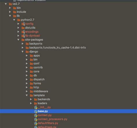 django tutorial base html where is django base html file add additional static