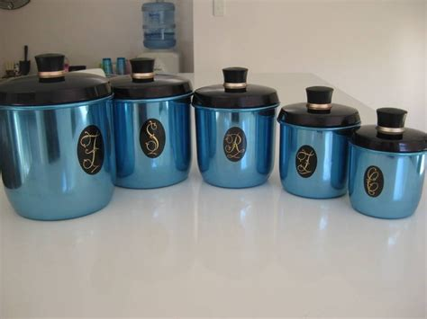 kitchen retro canisters mid century modern kitchen canisters pin by rikki reeves on mid century kitchen pinterest