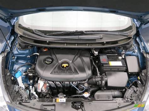 hyundai elantra gt engine 2013 hyundai elantra gt 1 8 liter dohc 16 valve d cvvt 4