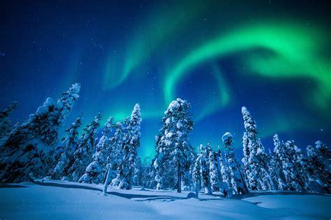 wallpaper lapland finland lapland finland winter snow trees 3600x2400 desktop wallpapers