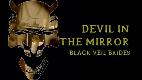 black veil brides in the mirror lyric black veil brides in the mirror instrumental w