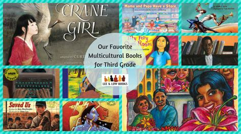 our 10 favorite multicultural books for fourth grade