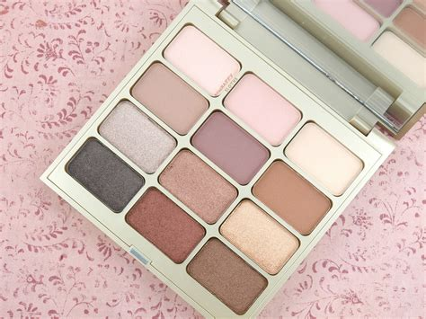 Eyeshadow N stila matte n metal eyeshadow palette review and