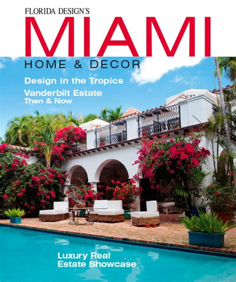 poggi design press miami home decor vol 4 miami home decor magazine vol 9 no 2 187 digital magazines