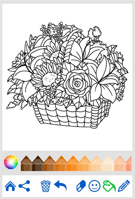 best coloring book app coloring book for adults android apps on play