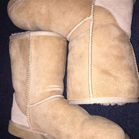 sand color uggs 38 ugg shoes sand colored classic uggs from