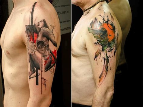 watercolor tattoo klaim beautifully tattoos that look like watercolor