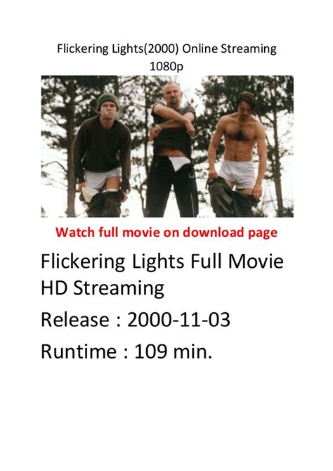 bester action comedy film flickering lights 2000 online streaming best action