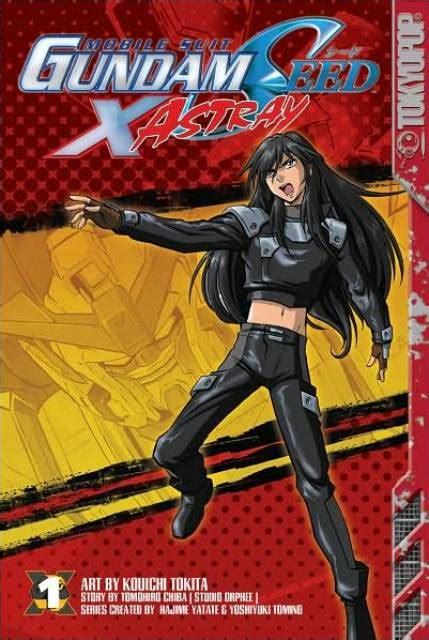 Gundam Seed Astray R Volume 2 gundam comics comic vine