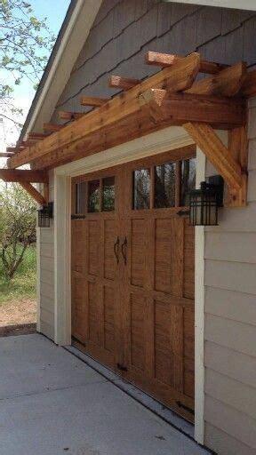 choose   garage door trim styles  economy