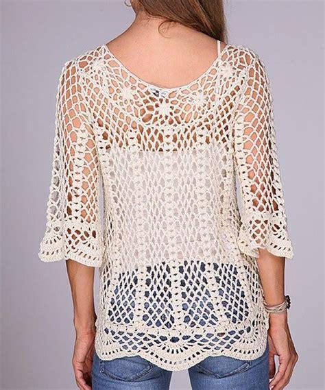 blusa en crochet ganchillo de abanicos parte 1 blusa de crochet 100 images blusa en crochet