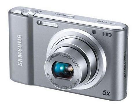 Kamera Samsung Hd 5x samsung st66 14 megapixels 5x zoom hd slim digital