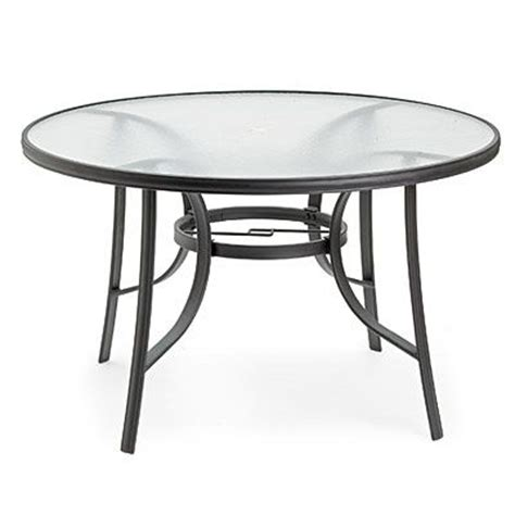 80 Wilson Fisher 174 48 Quot Round Glass Dining Table At Big Big Lots Dining Table