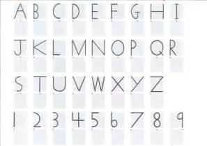 hwt letter and number masterline hwt the o