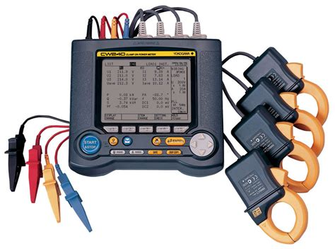 Watt Meter Voltage Kwh Haigh Quality Murah cw240 yokogawa cl on power meter atec