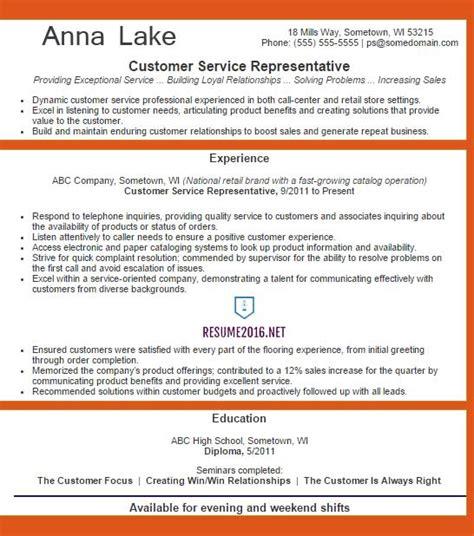 sales resume examples csr resume or customer service representative