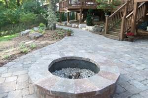 Patios And Firepits Hardscapes Tomasellos Landscaping